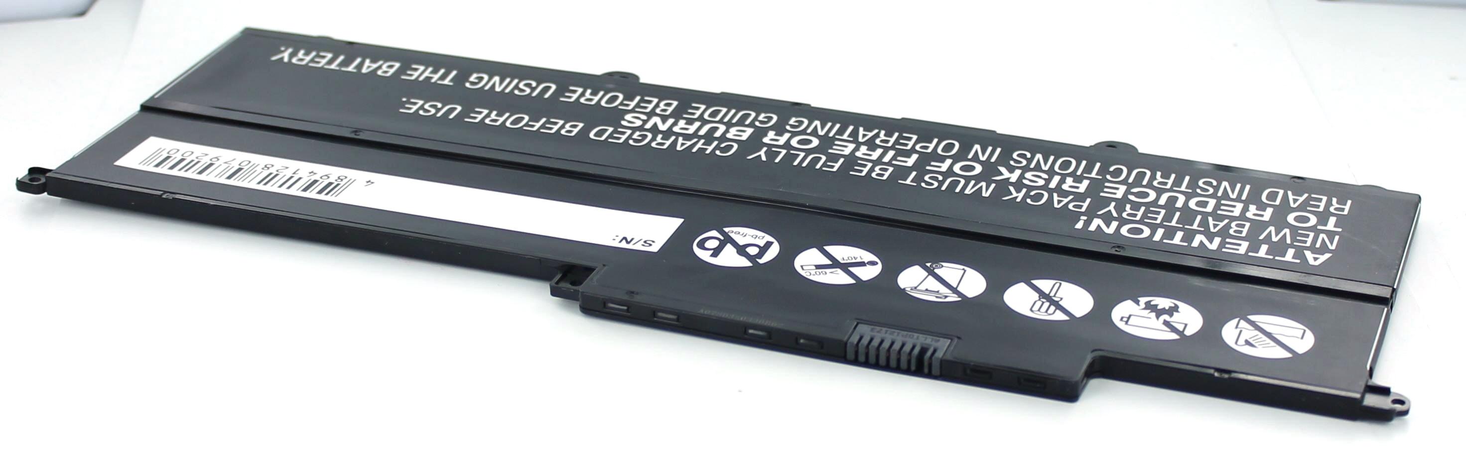 I Akku kompatibel mit SAMSUNG NP900X3D kompatiblen