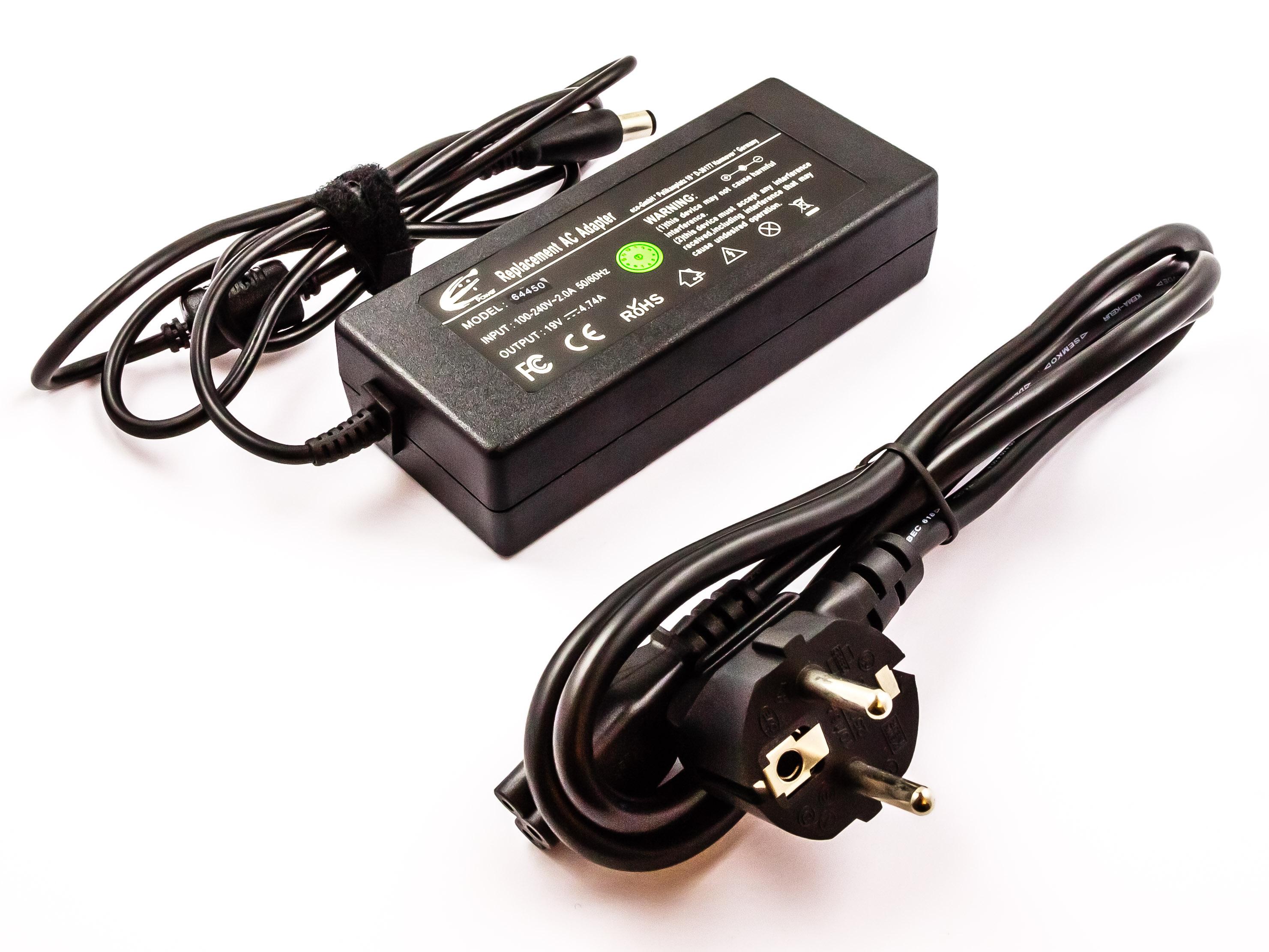 I Netzteil kompatibel mit HP 608428-002 kompatiblen