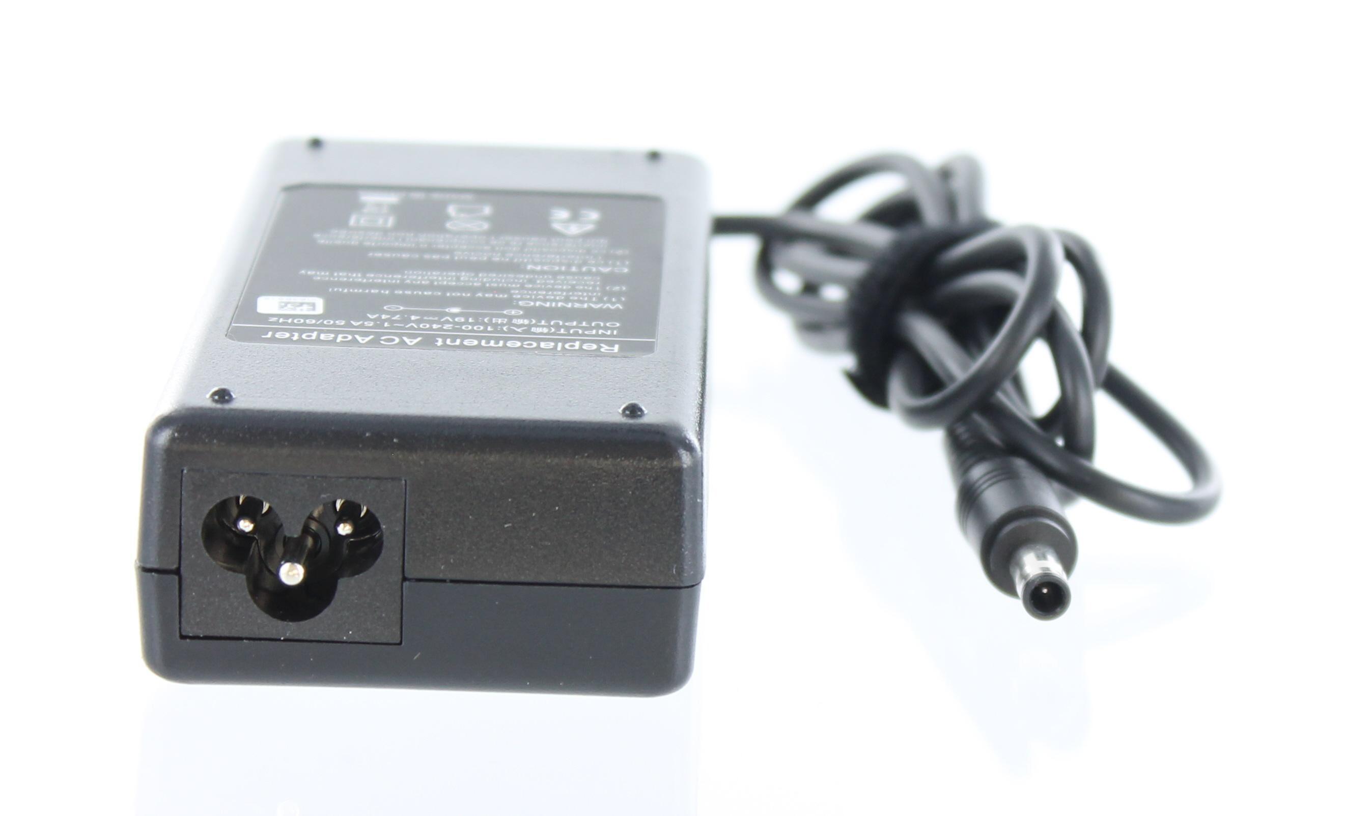 I Netzteil kompatibel mit SAMSUNG NP-R710-AS08DE kompatiblen