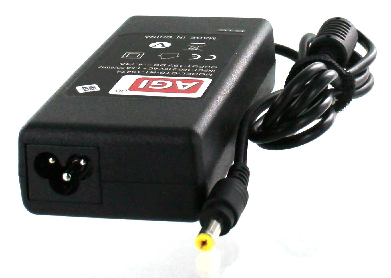 I Netzteil kompatibel mit PACKARD BELL EASYNOTE LM85JN-013GE kompatiblen